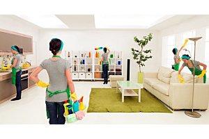Дезинфицируем помещения и сохраним чистоту