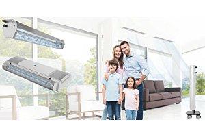 Бактерицидная лампа для частного дома