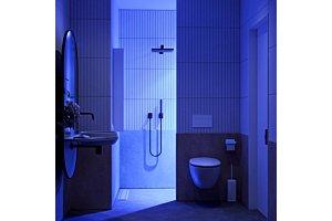 Дезинфекция душевых и раздевалок ультрафиолетом - одни из самых лучших способов