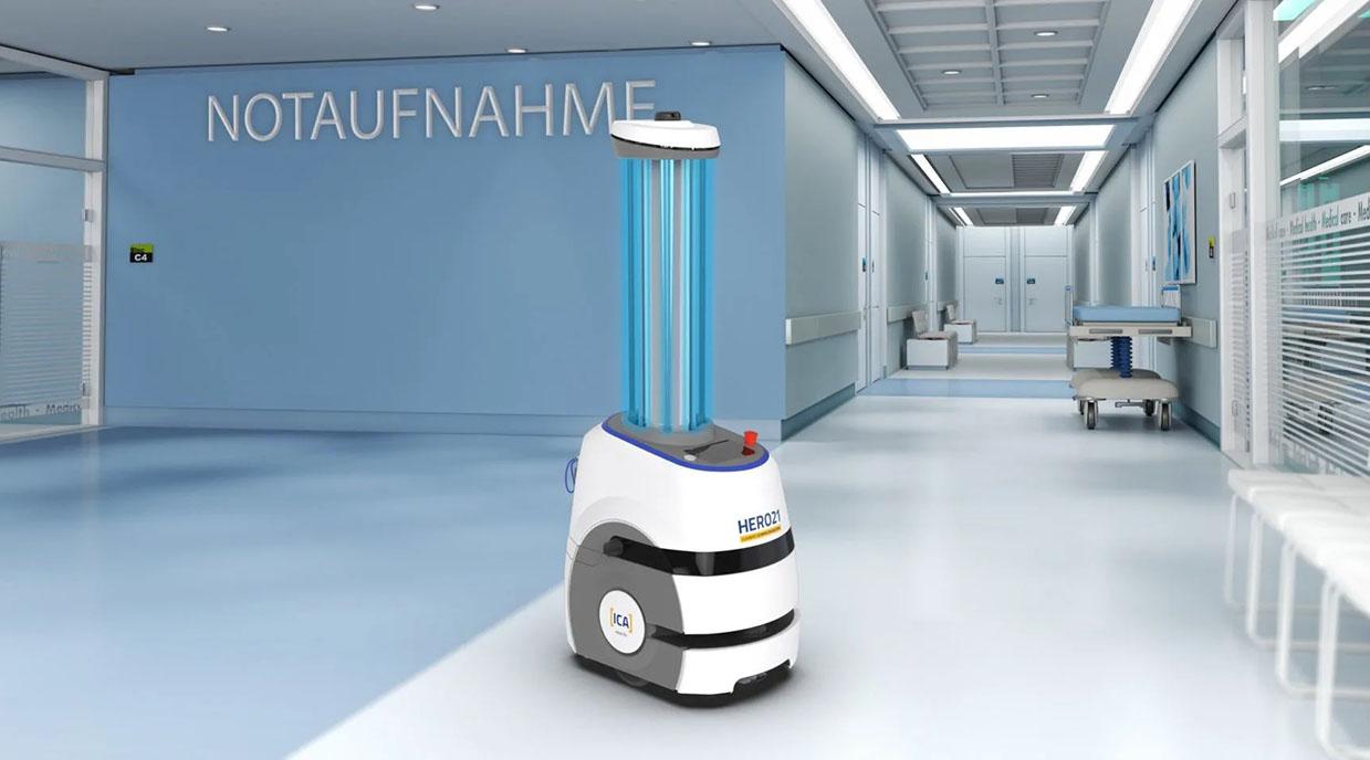 UVC Robot