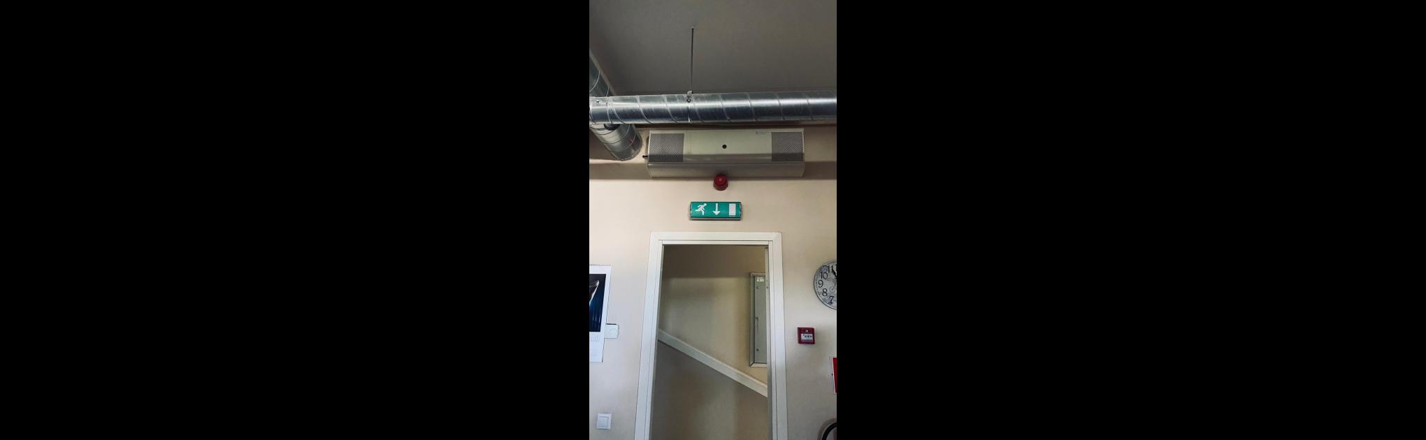 UV-FAN kontoris