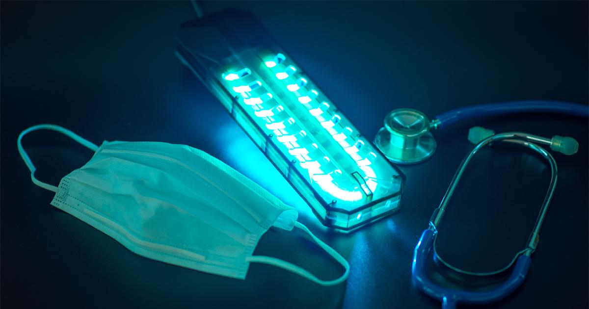 Доказана эффективность ультрафиолета против коронавируса