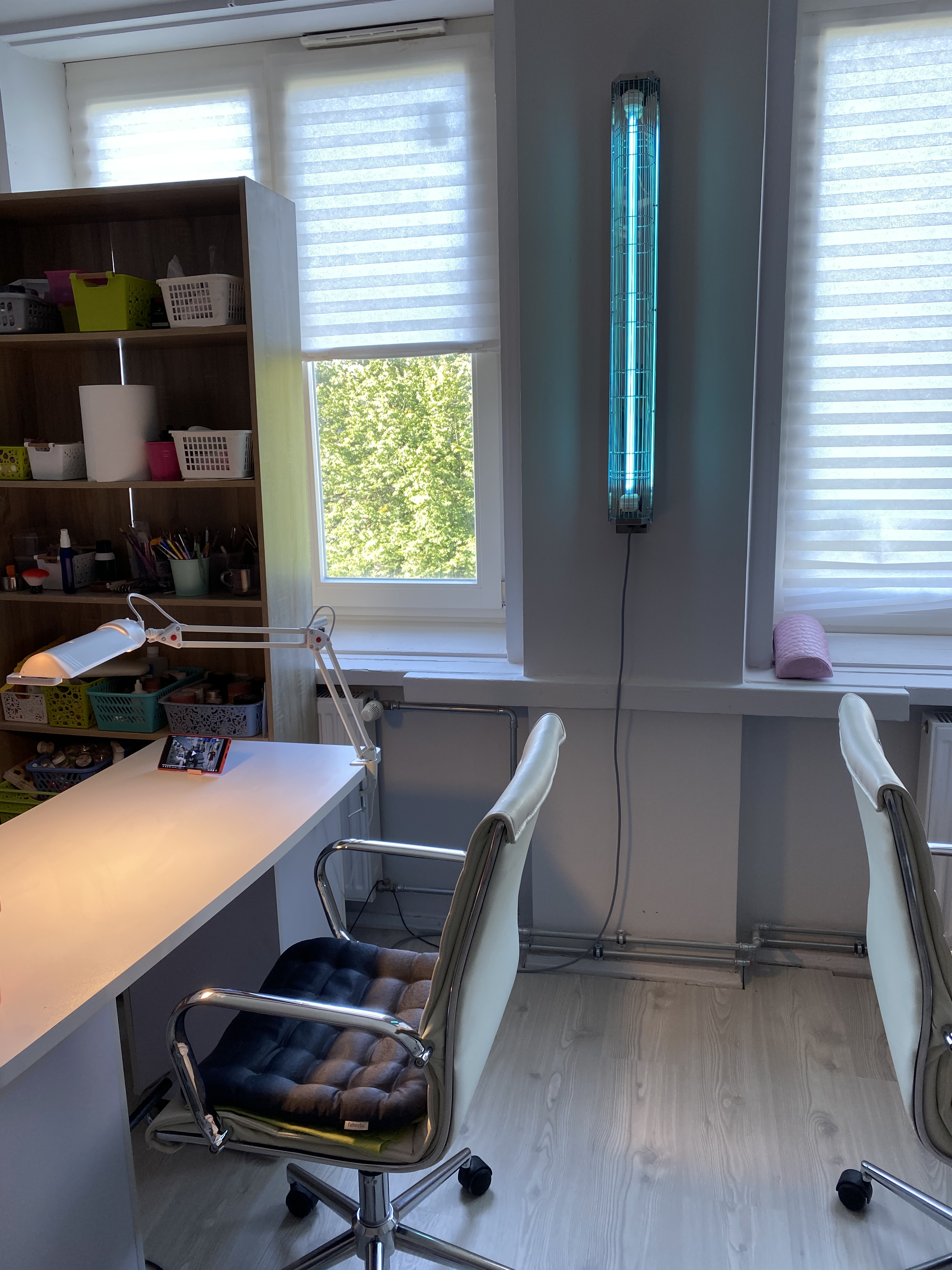Ультрафиолетовый очиститель воздуха для дома