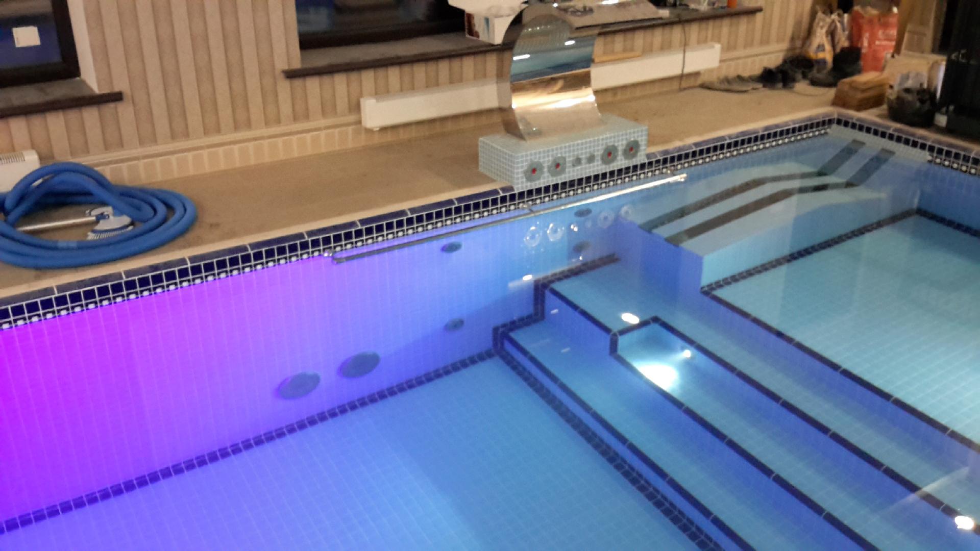 Ультрафиолетовые лампы для бассейна