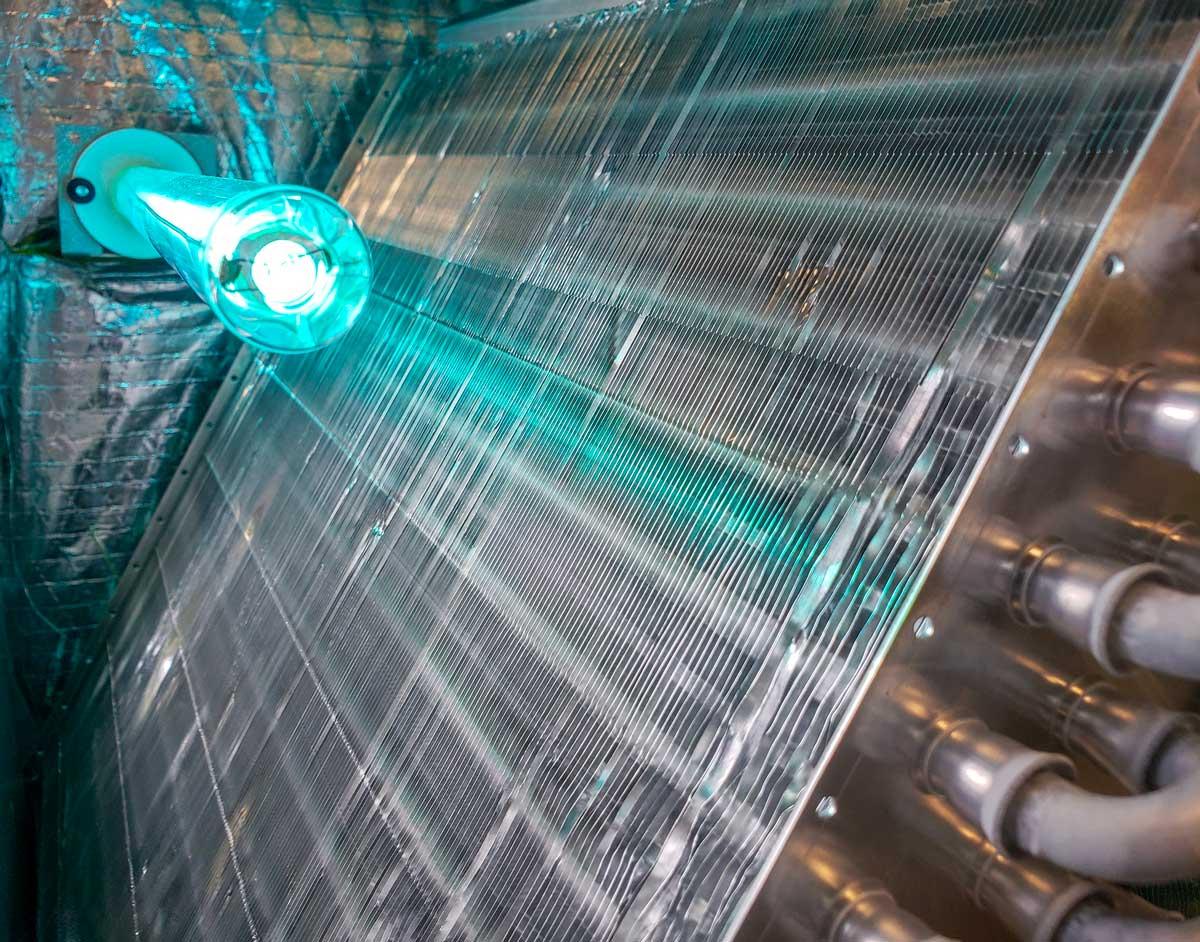 Применение ультрафиолетовых бактерицидных ламп в системах вентиляции и кондиционирования