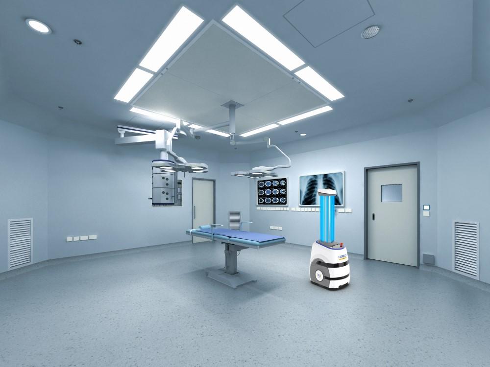 Новаторская технология дезинфекции для повседневного клинического использования